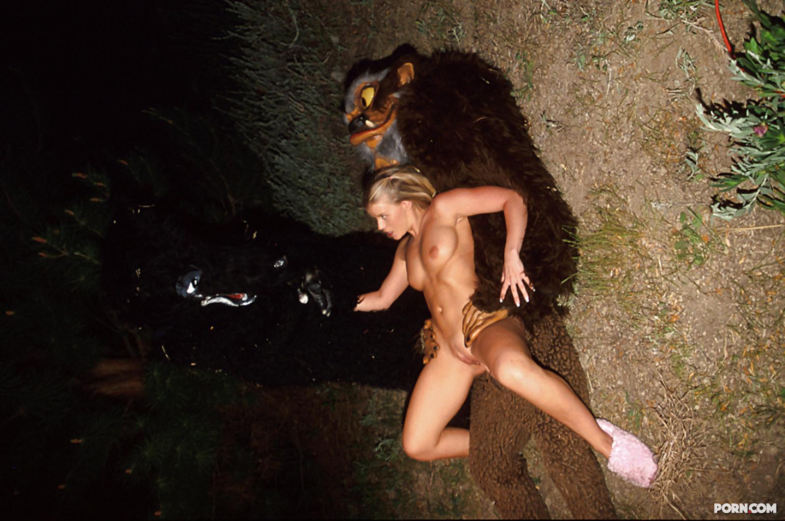 Секс со сказочными героями 2 фотография