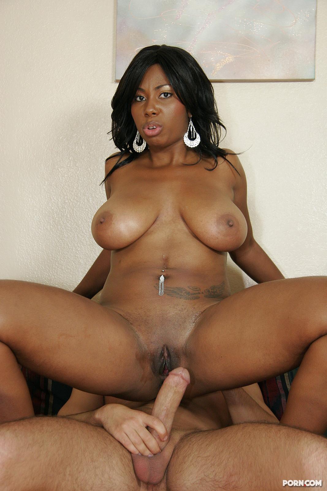 Секс с горячей чернокожей женщиной 6 фотография