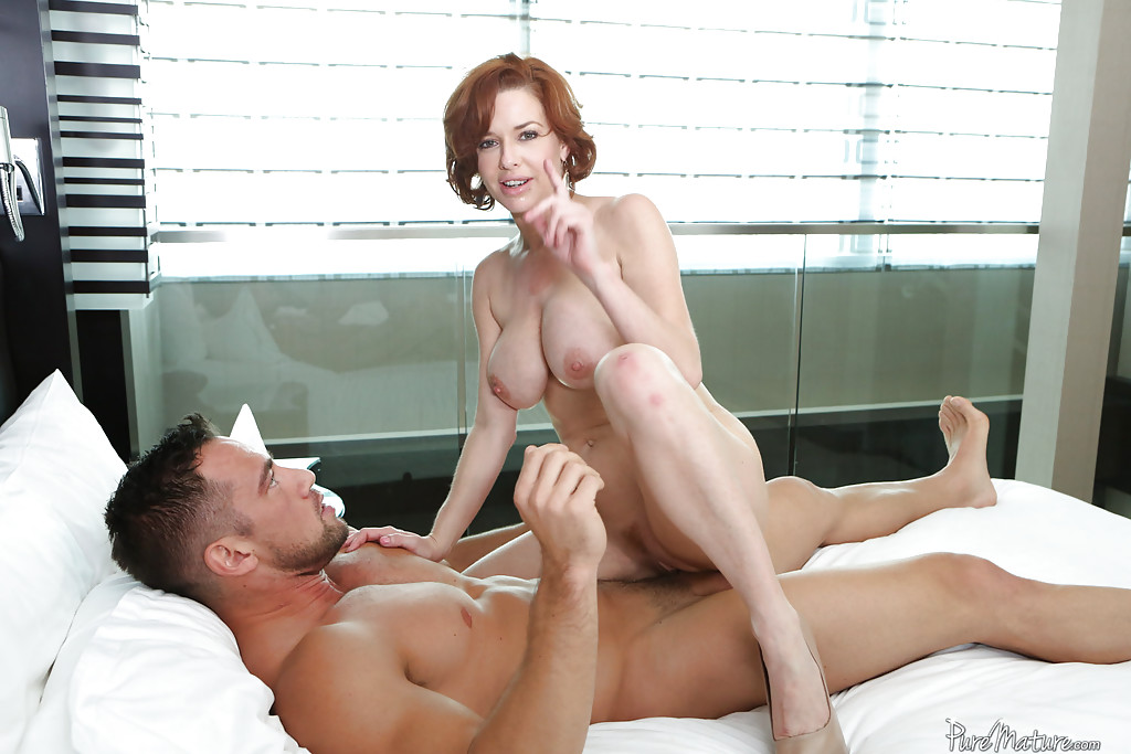 Vr bangers hot redhead milf therapist horny for your dick sex photo